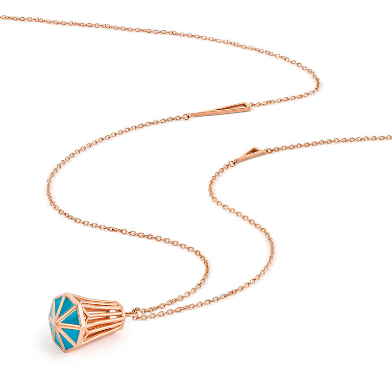 Origins Long Necklace - CRED Jewellery - Fairtrade Jewellery - 1