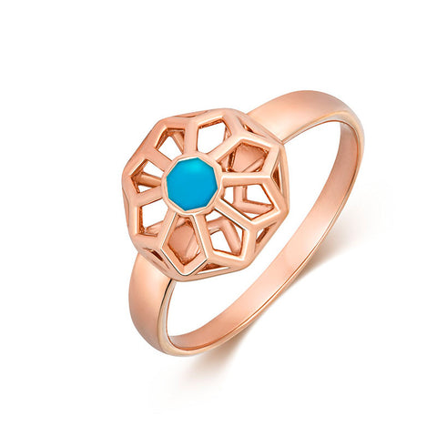 Origins Octagonal Ring