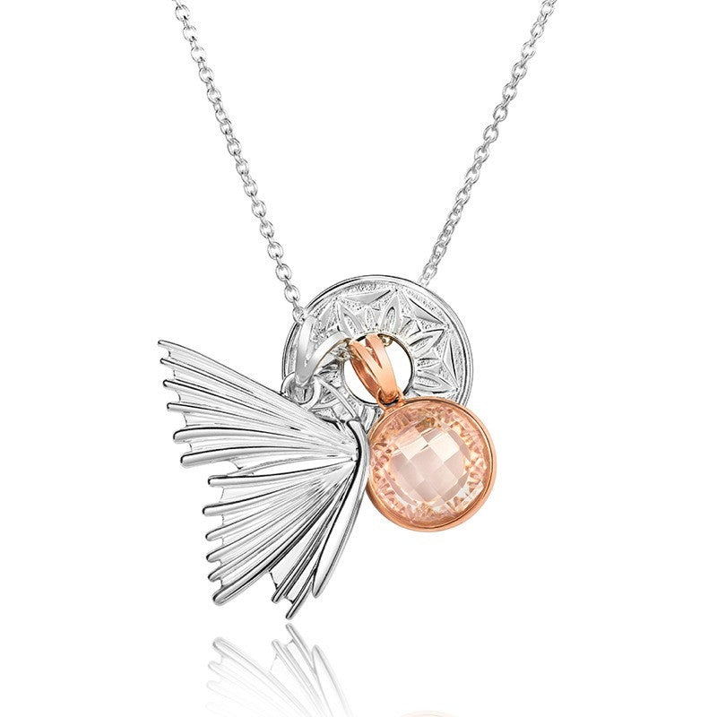 Flying Free Charm - CRED Jewellery - Fairtrade Jewellery - 2