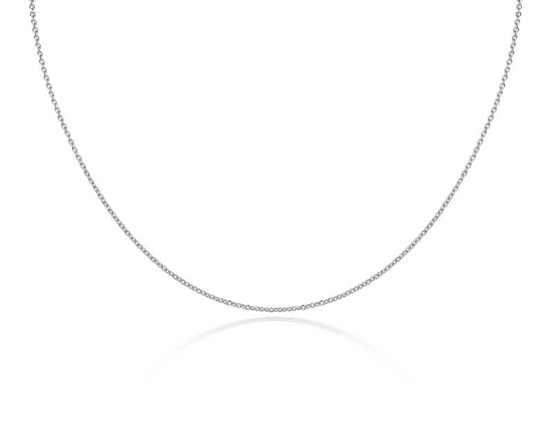 Fairtrade Silver Chain - CRED Jewellery - Fairtrade Jewellery - 1