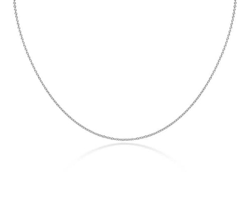 Fairtrade Silver Chain