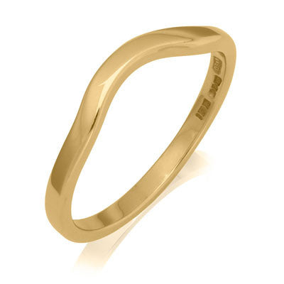 Sweep Wedding Ring - CRED Jewellery - Fairtrade Jewellery - 4