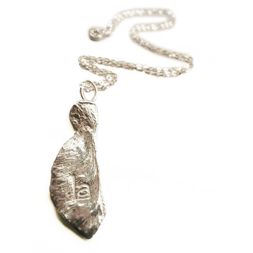 Sycamore Pendant Necklace - CRED Jewellery - Fairtrade Jewellery