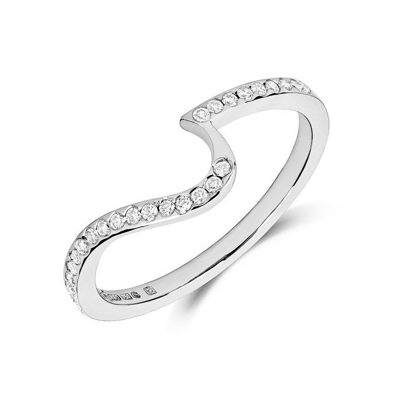 Toi & Moi Wedding Ring - CRED Jewellery - Fairtrade Jewellery - 1