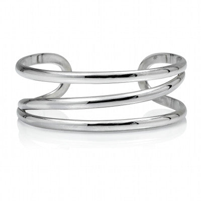 Spiral Bangle - CRED Jewellery - Fairtrade Jewellery