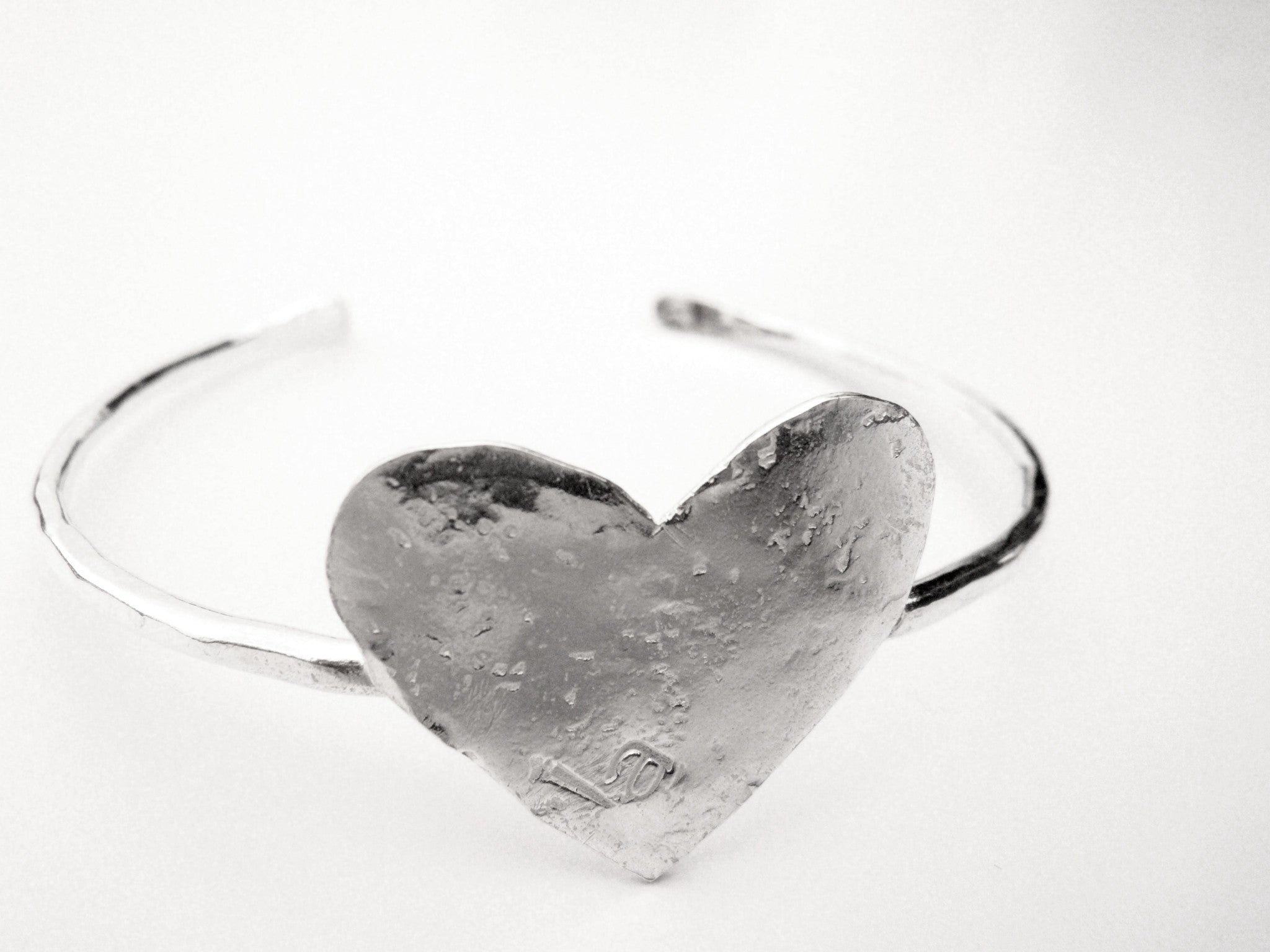 Cupid Bangle - CRED Jewellery - Fairtrade Jewellery
