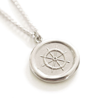 Control Charm Pendant - CRED Jewellery - Fairtrade Jewellery