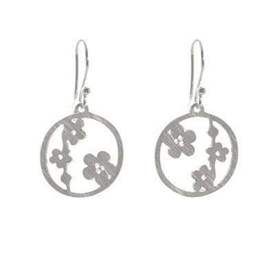 Blossom Earrings - CRED Jewellery - Fairtrade Jewellery