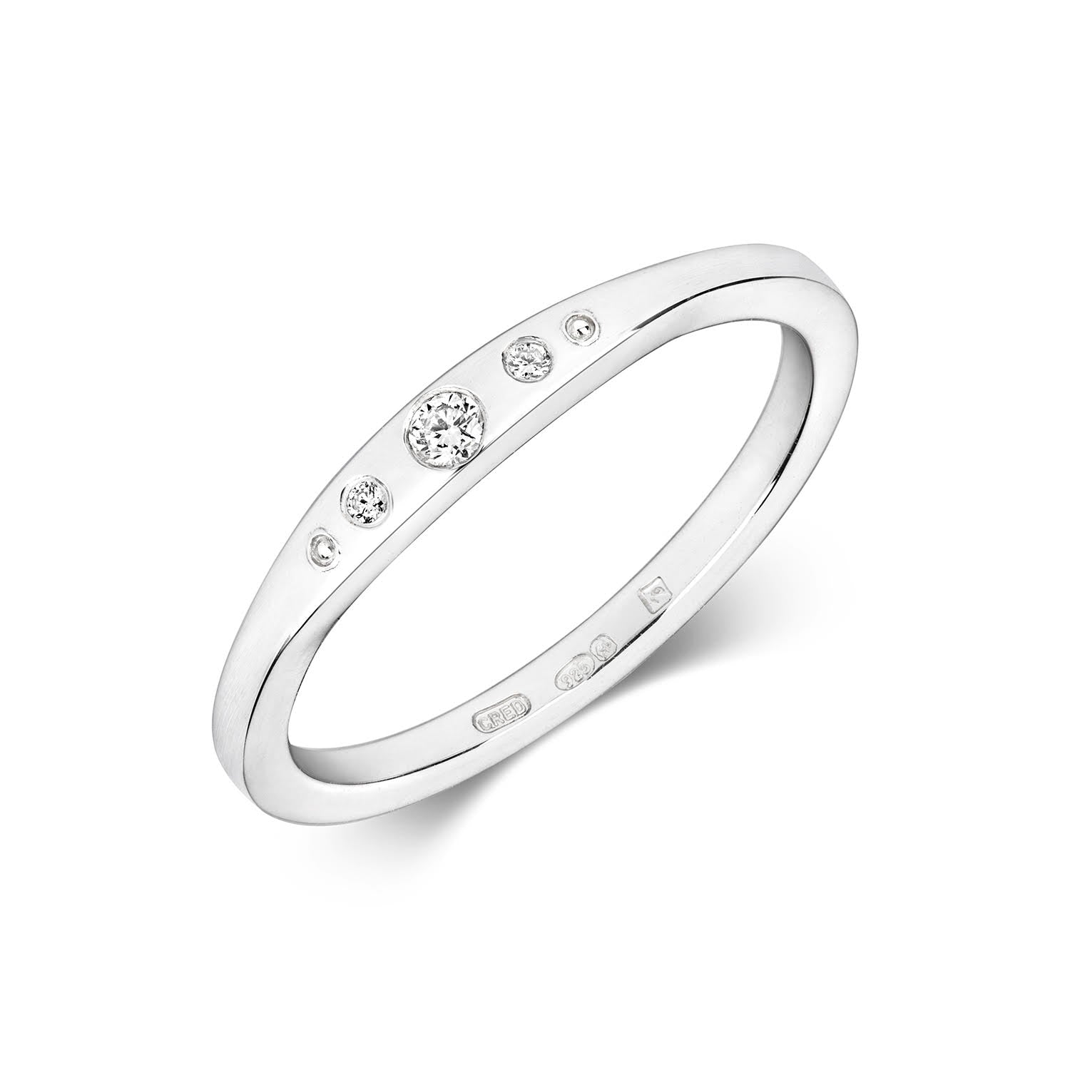 Fairtrade Silver Promise Ring