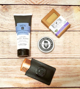He Time- Selfcare Box For Men LIMITED HOLIDAY BOX-SOLD OUT