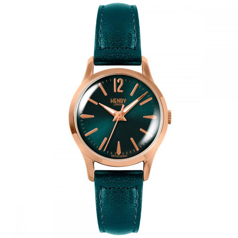 HENRY LONDON'S 25MM WOMEN'S WRISTWATCH FROM THE STRATFORD COLLECTION
