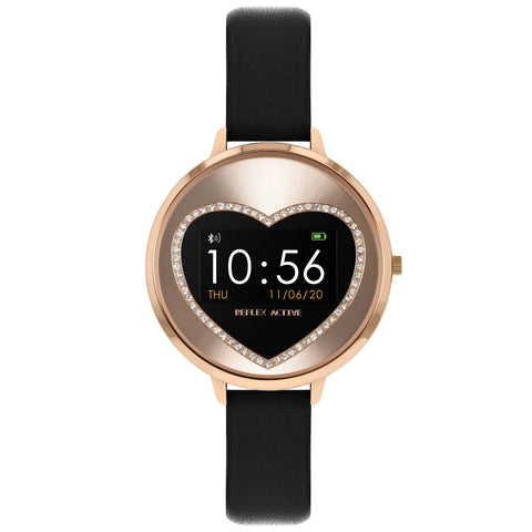 Series 03 Rose Gold Dial Features a Sophisticated Black Heart at Bramleys of Carlow