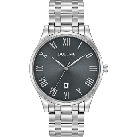 Bulova Classic watch is a practical and handsome Gents watch from Classic collection. At Bramley's Jewellers of Carlow
