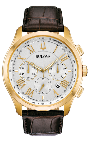 From the Classic Collection. Wilton six-hand chronograph watch. At Bramley's Jewellers of Carlow