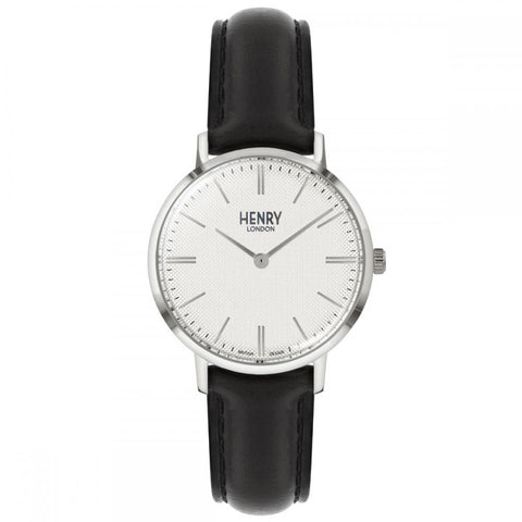 HENRY LONDON'S 34MM WRISTWATCH FROM OUR REGENCY COLLECTION.