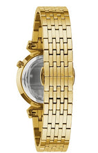 Load image into Gallery viewer, Bulova Gold Plated Ladies Watch