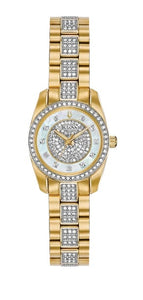 Bulova Gold Plated Ladies Watch
