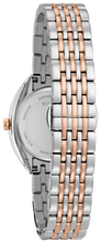 Load image into Gallery viewer, Bulova Ladies Contour Diamond Set Watch