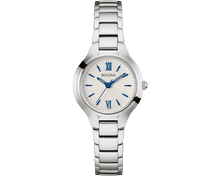 Load image into Gallery viewer, Bulova Ladies Classic Stainless Steel Watch