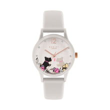 Load image into Gallery viewer, Radley White Case and Silicone Strap Watch.