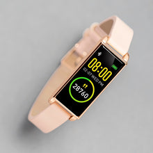 Load image into Gallery viewer, Reflex Active Series 2 Smart Watch with Colour Touch Screen and Pink Strap