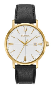 Bulova Gold Plated Gents Watch