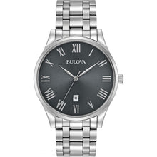 Load image into Gallery viewer, Bulova Men's Stainless Steel Classic Watch