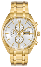 Load image into Gallery viewer, Bulova Yellow Gold Classic Gents Watch