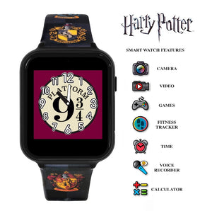 Harry Potter with Crests Interactive Watch