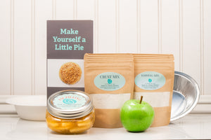 Caramel Apple Spice Pie Kit