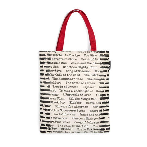 Banned books - Bookish tote bag