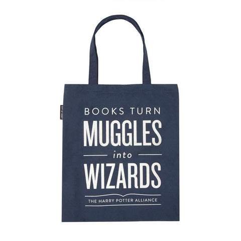 Harry Potter - Bookish tote bag