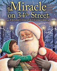 """Miracle on 34th Street"" by Valentine Davies"
