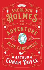 'The Adventure of the Blue Carbuncle' by Sir Arthur Conan Doyle