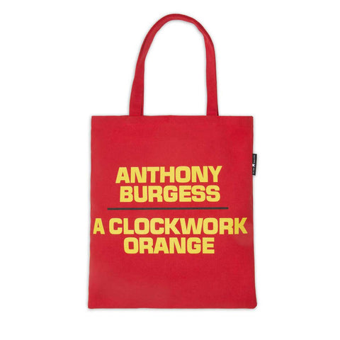 Tote Bag - Anthony Burgess - A Clockwork Orange