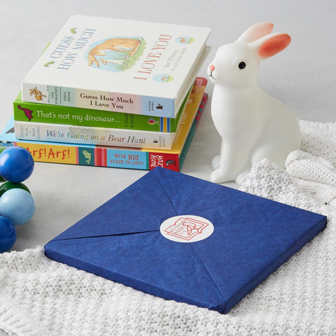 Book Subscription - For Baby (0-12 months)-Book-Book Lover Gifts