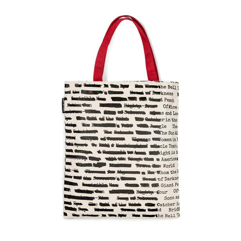 Tote Bag - Banned Books