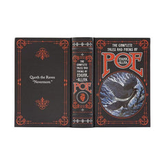 Complete Tales and Poems of Edgar Allan Poe - Omnibus Edition