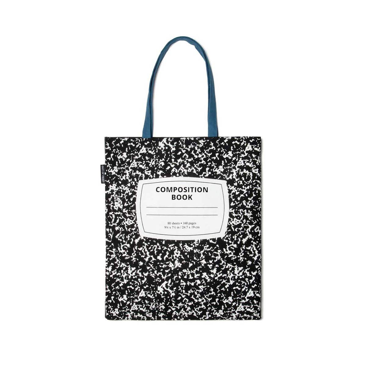 Tote Bag - Composition Note Book