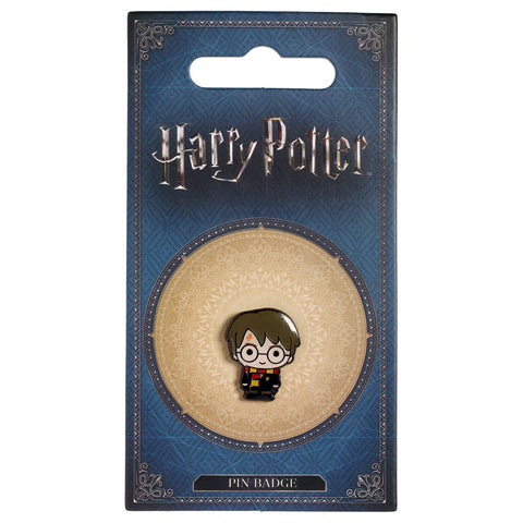 Pin Badge Set - Harry Potter, Hermione and Ron