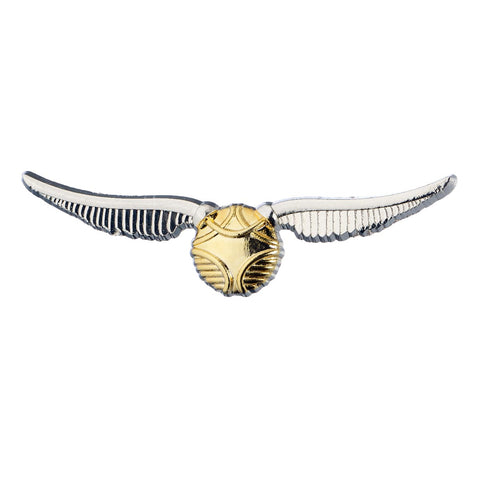 Pin Badge / Brooch - Golden Snitch - Harry Potter-Jewellery-Book Lover Gifts