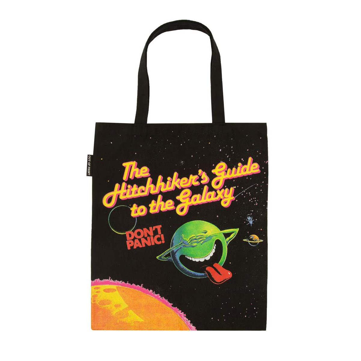 Tote Bag - Douglas Adams - The Hitchhiker's Guide to the Galaxy