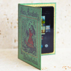 Book Cover - Kindle / Tablet / eReader - Alice in Wonderland