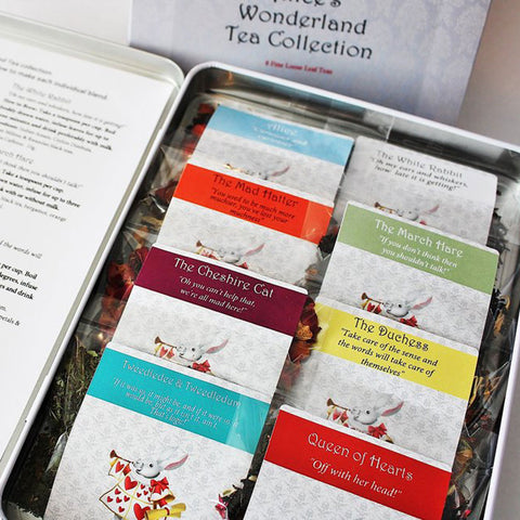 Gift Set - The Alice's Wonderland Tea Collection