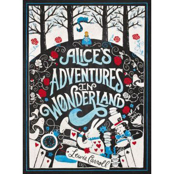 Alice's Adventures in Wonderland - Puffin Chalk Edition-Book-Book Lover Gifts