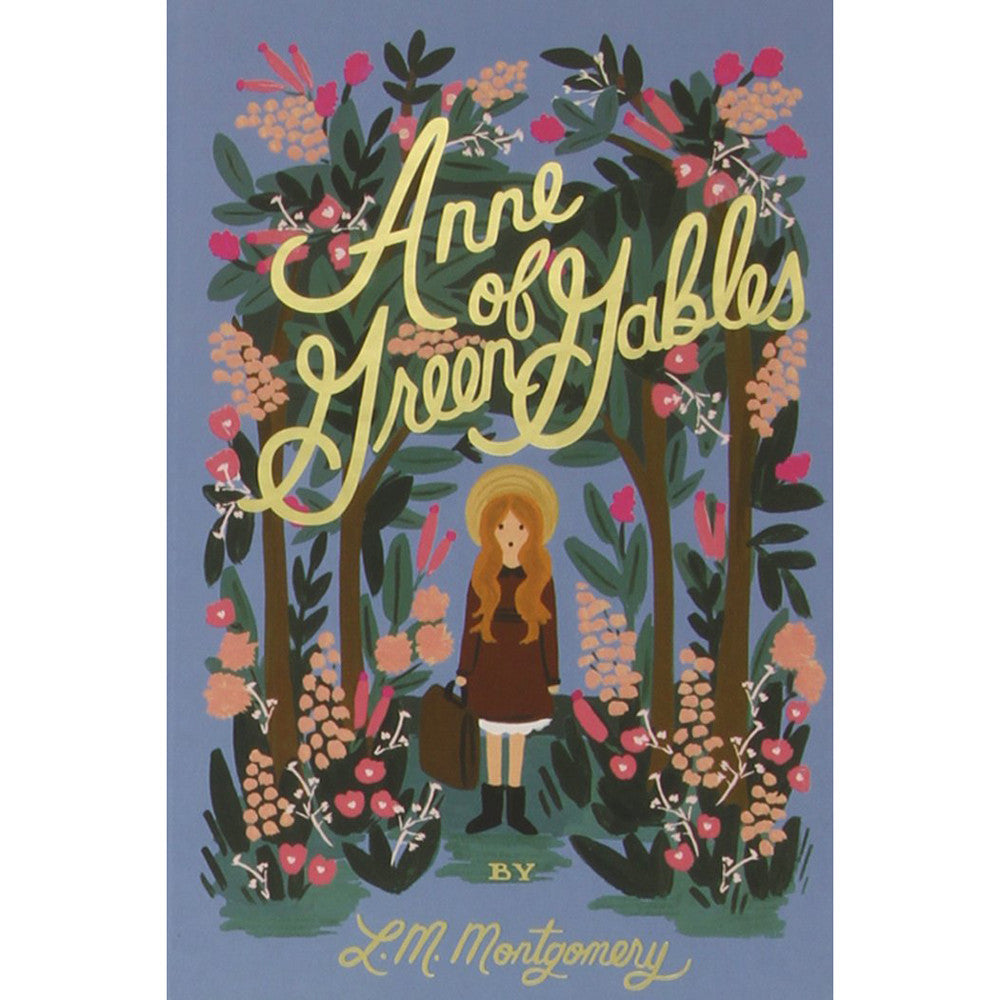 Anne of Green Gables - L. M. Montgomery - Puffin in Bloom Edition-Book-Book Lover Gifts