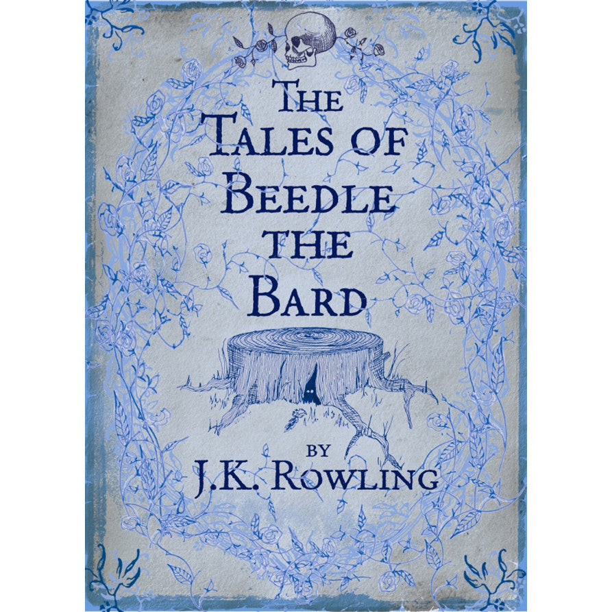 The Tales of Beedle the Bard - Harry Potter - J. K. Rowling-Book-Book Lover Gifts
