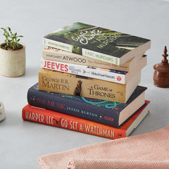 Book Subscription - Fiction-Book-Book Lover Gifts