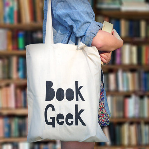 Bag / Tote - Book Geek