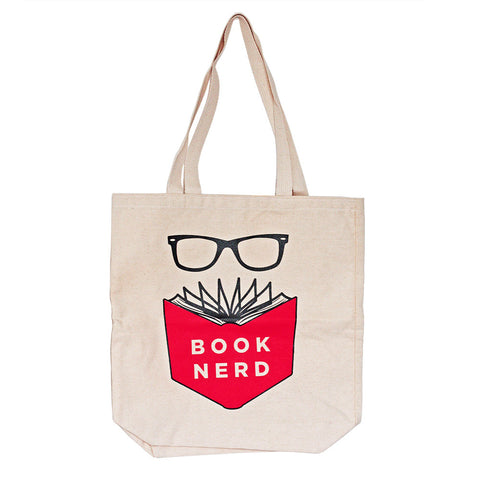 Bag / Tote - Book Nerd / Geek
